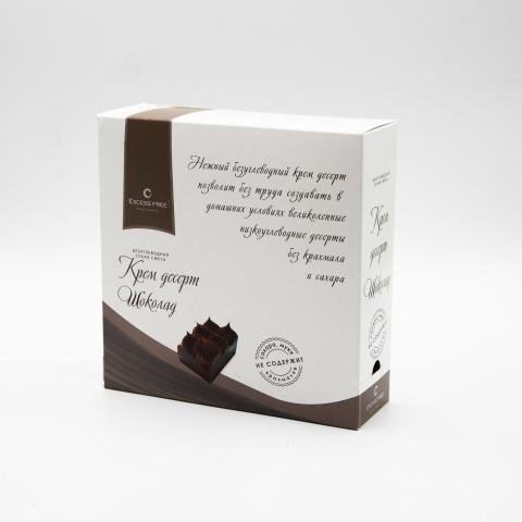 Безкалорийный Крем-десерт Шоколад, 30 г