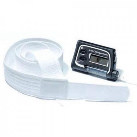 Пояс белый для ношения инсулиновой помпы на талии
