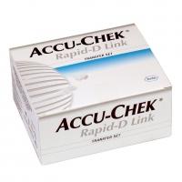 Удлинитель инфузионной системы Акку-Чек Репид-Д Линк (Rapid-D Link), 50 см