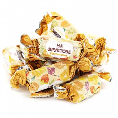 Конфеты на фруктозе Добрый совет Ассорти, 200 г