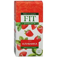 Сироп витаминизированный со стевией Клубника  Fit Effectum, 250 мл