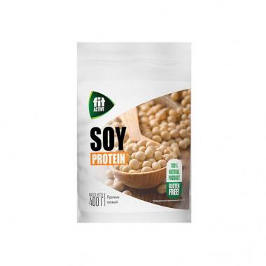 Протеин Соевый (концентрат белковый) Фит Актив, 400 г