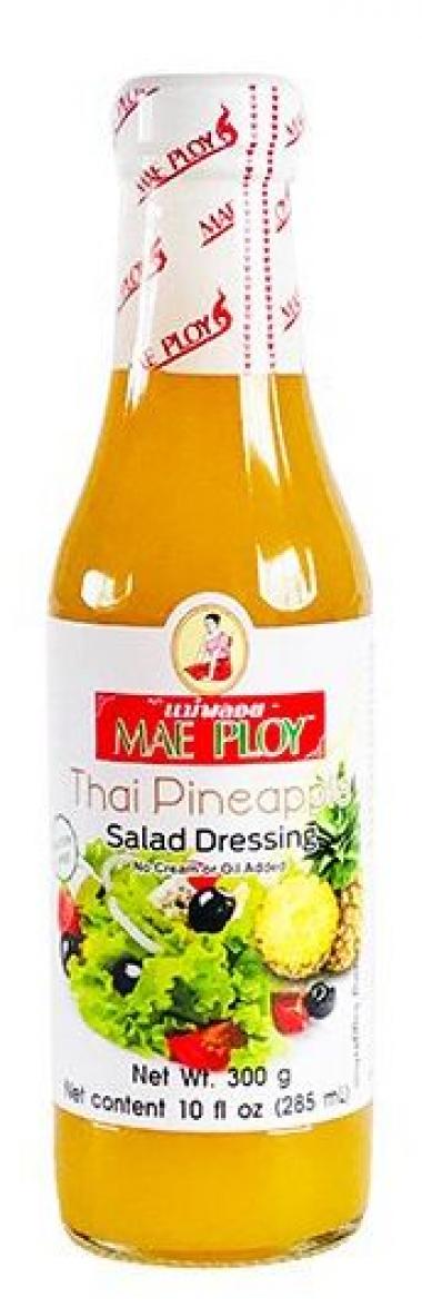 Тайский соус с ананасом для салата MAE PLOY, Тайланд, 285 мл