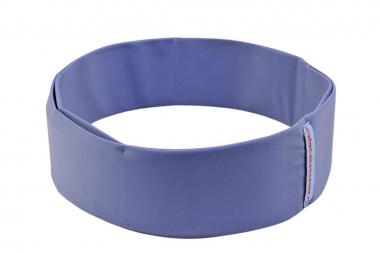 Нейлоновый пояс для ношения инсулиновой помпы INSULA, Серо-голубой