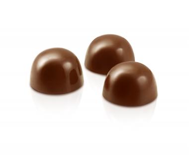 Шоколадная масса темная без сахара, 57%, 200 г