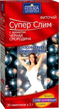 Фиточай Супер Слим Черная смородина ф/п №20