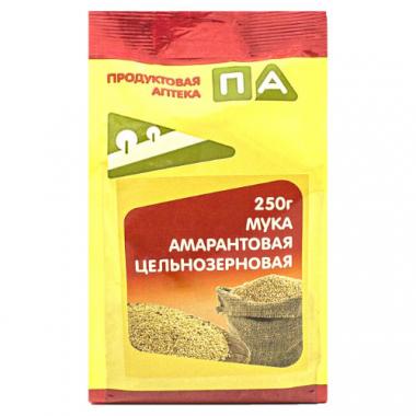 Мука Амарантовая цельнозерновая Продуктовая Аптека, 250 г