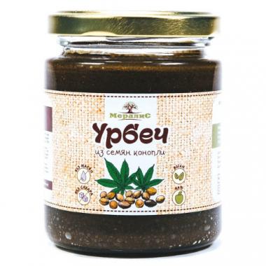 Урбеч из семян конопли, 230 г