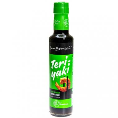 Соевый соус Терияки без глютена SanBonsai, 300 г