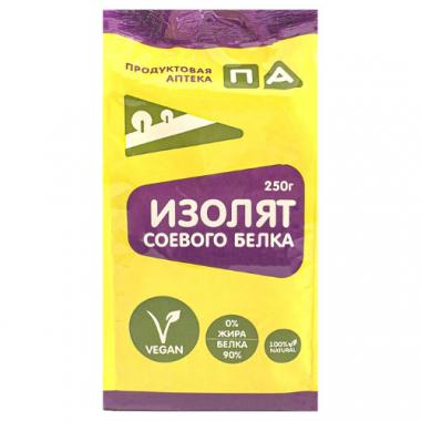 """Изолят соевого белка """"Продуктовая Аптека"""", 250 г"""