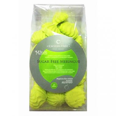 Меренги Мини Зеленое яблочко