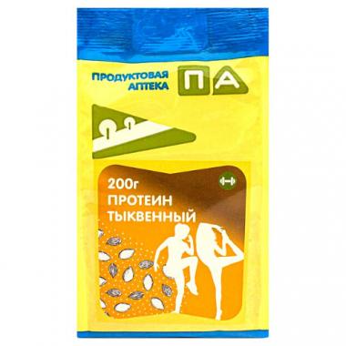 """Протеин тыквенный """"Продуктовая Аптека"""", 200 г"""