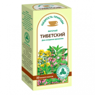 Фиточай Тибетский ф/п №20