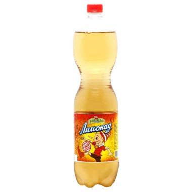 Напиток безалкогольный низкокалорийный сильногазированный FRUKTOMANIA Лимонад, 1,5 л