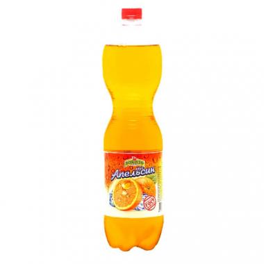 Напиток безалкогольный низкокалорийный сильногазированный FRUKTOMANIA Апельсин, 1,5 л