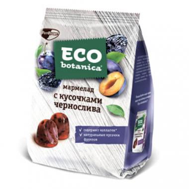Мармелад с кусочками чернослива Eco botanica, 200 г