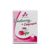 Стевиозид + Опунция табл. №150