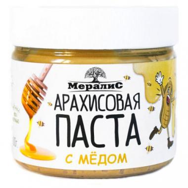 """Арахисовая паста """"С мёдом"""""""