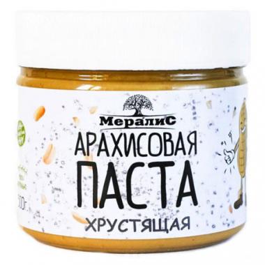"""Арахисовая паста """"Хрустящая"""""""
