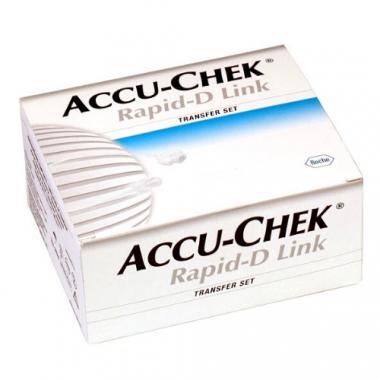 Удлинитель инфузионной системы Акку-Чек Репид-Д Линк (Rapid-D Link), 20 см