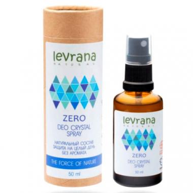 Натуральный дезодорант LEVRANA