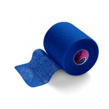 Самофиксирующийся бинт Peha-Haft, синий, 6 см x 4 м