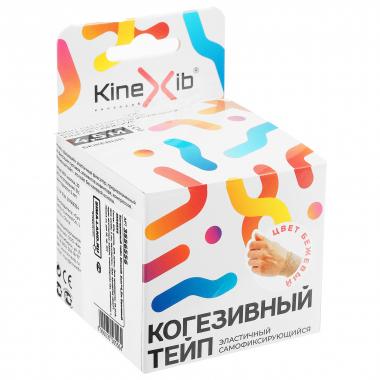 Когезивный тейп KineXib, бежевый, 4,5 м