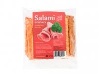 Крекеры со вкусом салями, 110 г