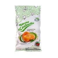 """Монпансье без сахара """"Умные сладости"""", апельсин 55 гр."""
