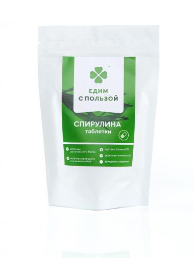 Спирулина (таблетки), 100 г