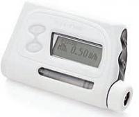 Чехол силиконовый для ношения инсулиновой помпы, белый