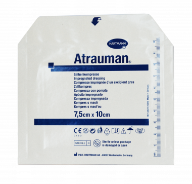Повязка мазевая Atrauman 7,5х10см