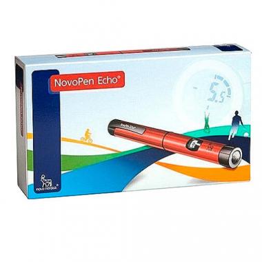 Шприц-ручка НовоПен Эхо (Novopen Echo)